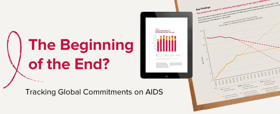 The Beginning of the End? Tracking Global Commitments on AIDS